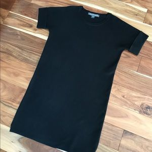 FRENCH CONNECTION dress + pocket tee